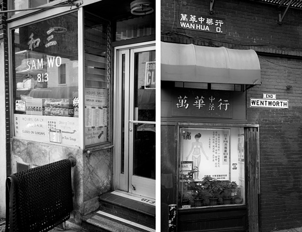 Visual Culture: Photographing Chinatown