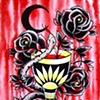 snake chalice moon