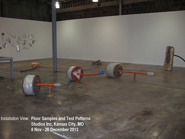 installation view studios inc, 2013