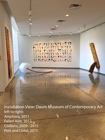 Installation View Daum Museum of Contemporary Art 2015