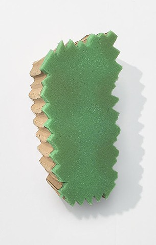 Green Projectile, No. 2 private collection
