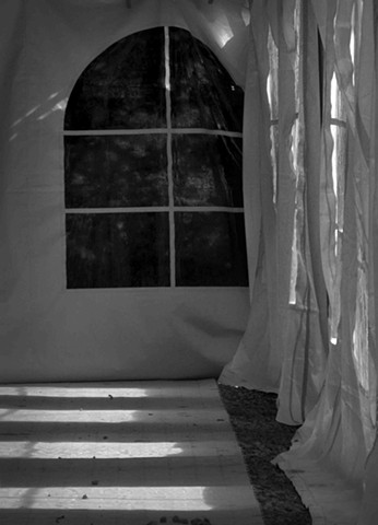 Letchworth Tent Window