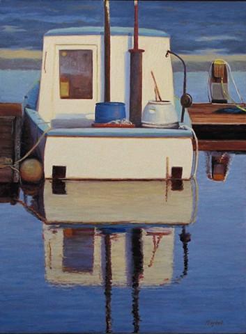 Marina Boat