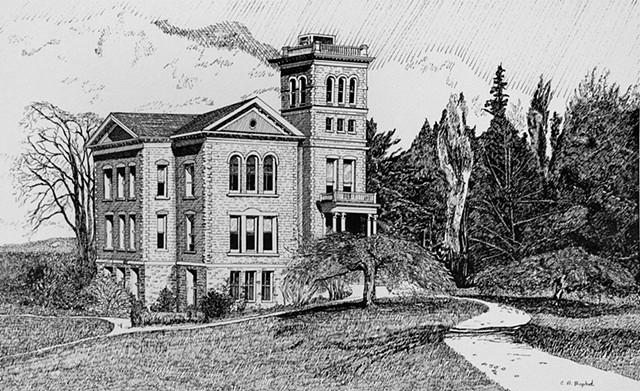 Kenyon Hall