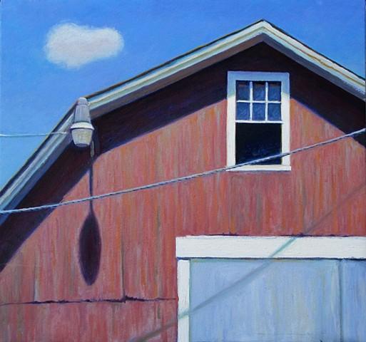 Elm Valley Barn Shadows
