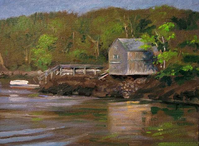 Back Cove Boathouse