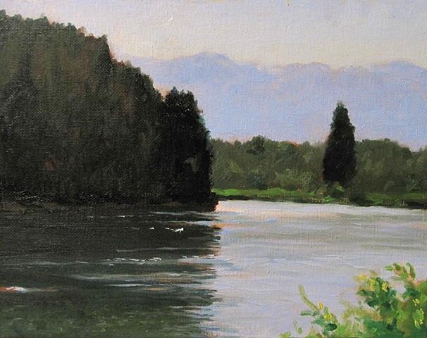 Tetons Riverside