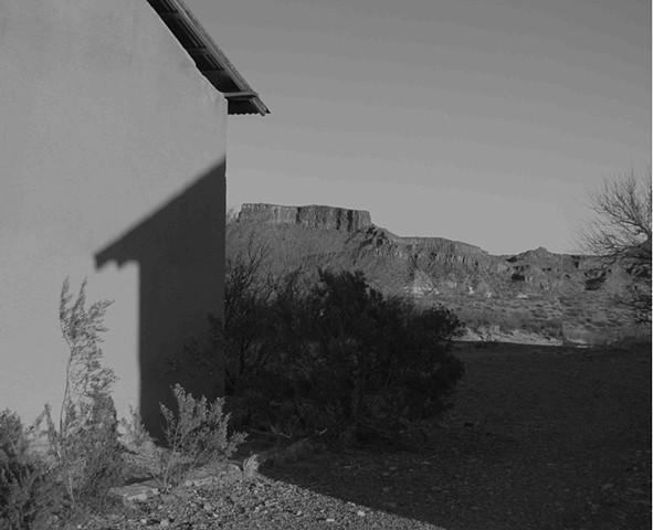 Castolon Shadow
