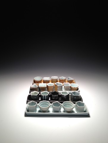 Shot / Sake Trays