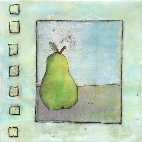Market Day: Pear