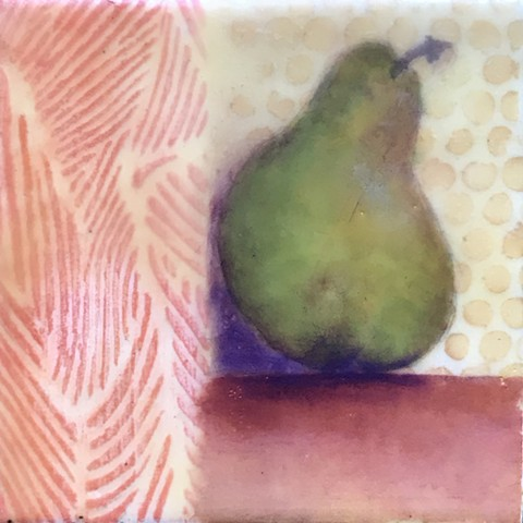 SOLD: Mini Series: Pear