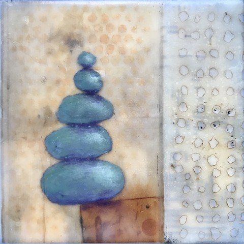 SOLD - Zen Series: Cairn 7