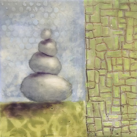 SOLD - Zen Series: Cairn 3