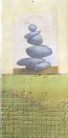 SOLD Zen Series: Cairn 2