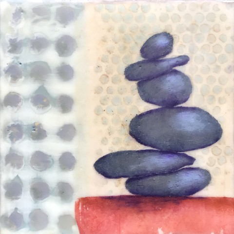 SOLD: Zen Series: Cairn 5