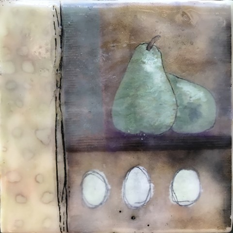 SOLD Mini Series: Two Pears