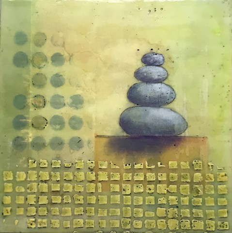 SOLD Zen Series: Cairn 1