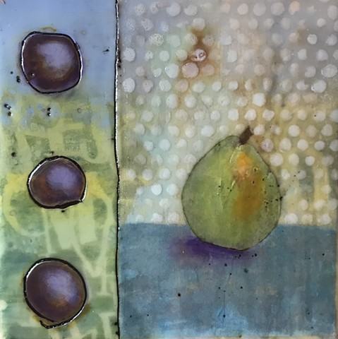 SOLD Winter Pear #3