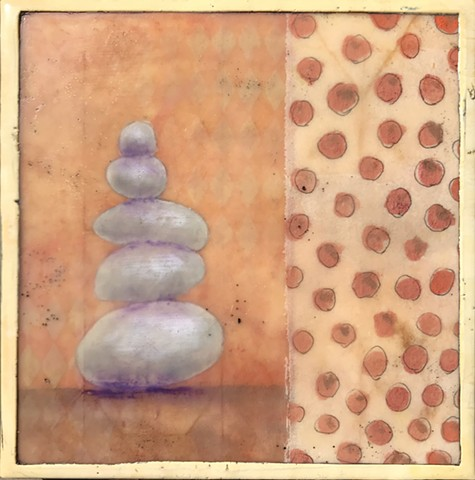 Zen Series: Cairn 21 Orange