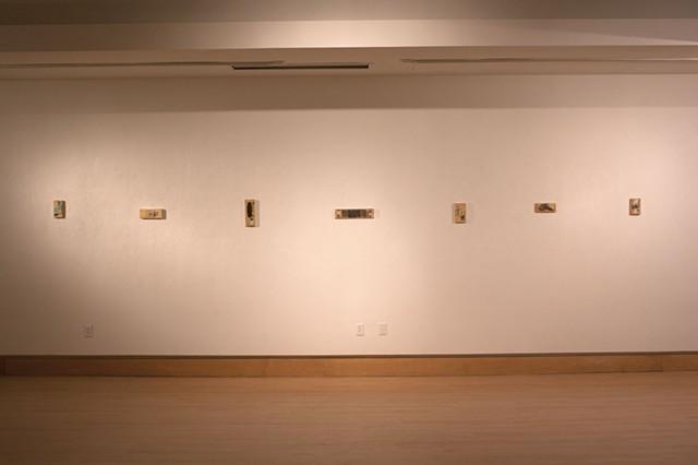 "Gallery shot of ""Nondescript"" series."