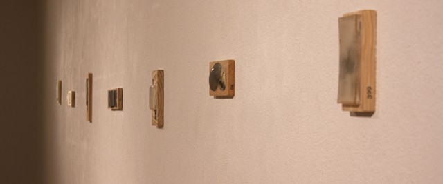 "Gallery shot of ""Nondescript"" series."