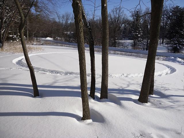 Snow Circle #1