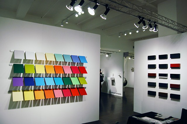 PULSE NYC, 2013 (SOLO Exhibition)