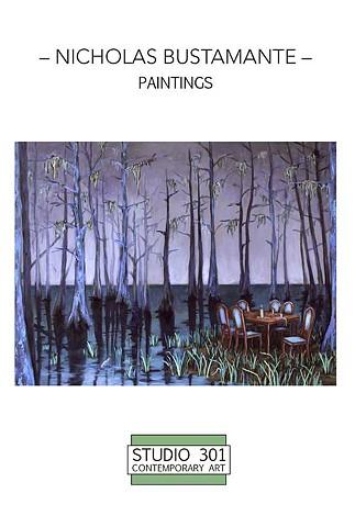 Nicholas Bustamante Paintings