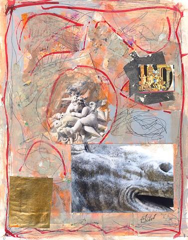 Italian Notebook Series  il cavallo #1