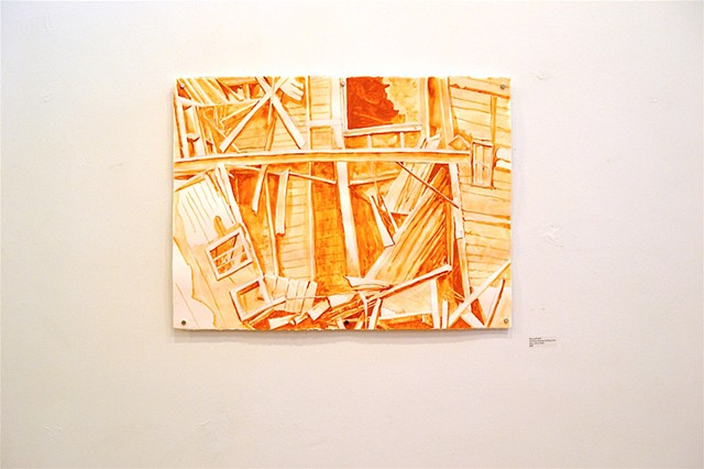 Unearthing, Peter Hay Shroud #9