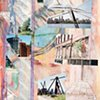 New York Notebook Series  Across from Manhattan