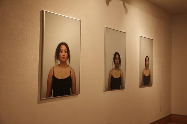 Bruiser Video Performance Photography Self-Portrait