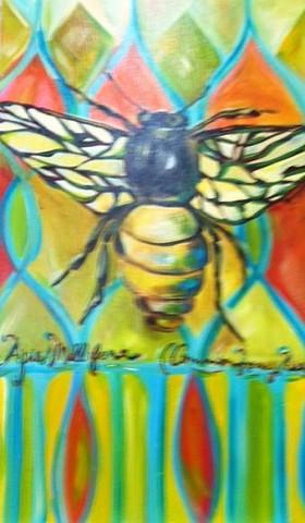 bumble bee botancial