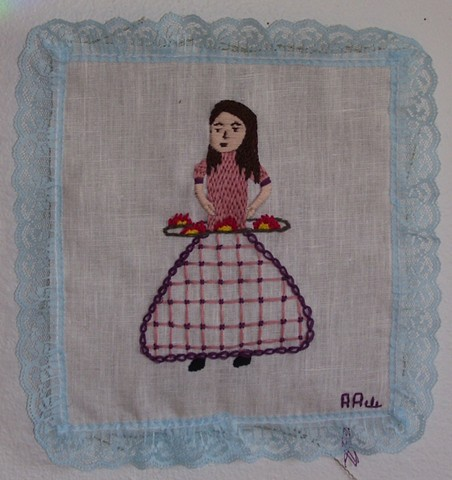 Hand Embroidery sold by Galeria de Muerte