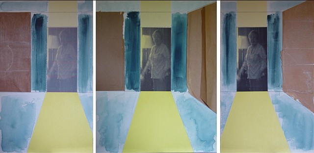 28 Harrison Ave, Triptych #1: My Sister, Not Too Long Ago, But Far Away