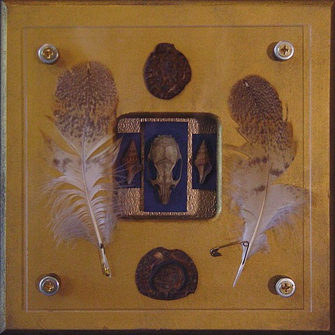 Predator and Prey Reliquary #1