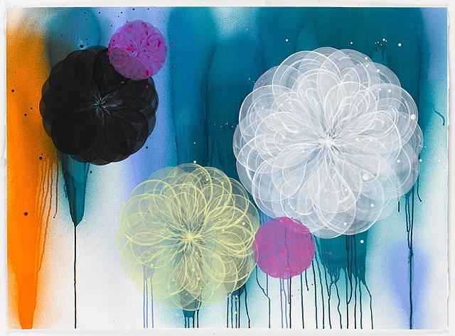 flowers blomster af Marianne grønnow