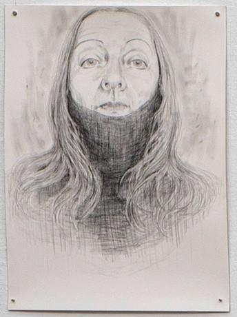 Autoportrait as - Anais Nin 2019
