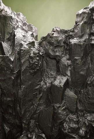 mountain installation bjerg installation af Marianne Grønnow