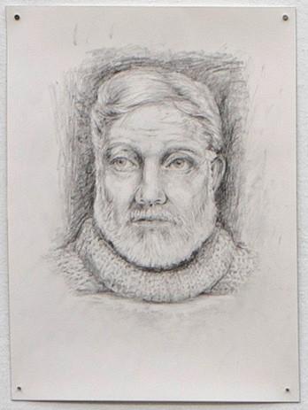 Autoportrait as - Ernest Hemmingway 2019