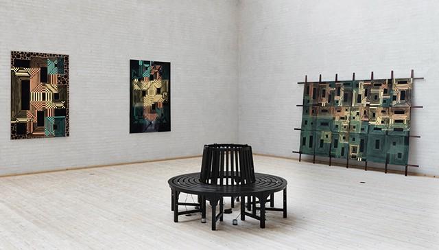 painting, art, artist, gallery, Marianne Grønnow