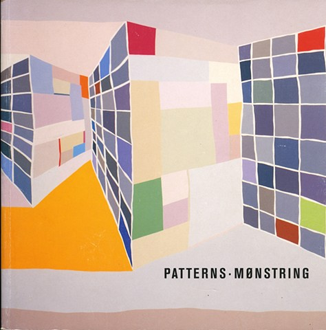 PATTERNS, BETWEEN OBJECT AND ARABESQUE, 2001