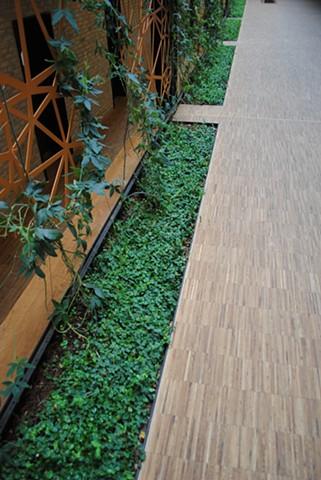 udsmykning af marianne grønnow skov og landskab schønherr