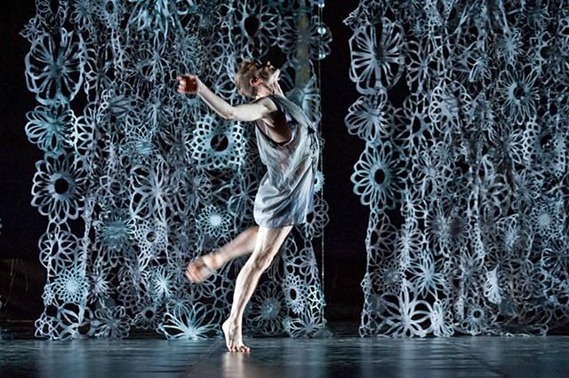 dance, stage set, performative art, art installation