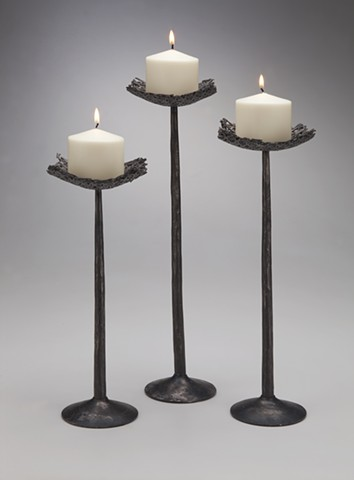 Nest Candle Holders