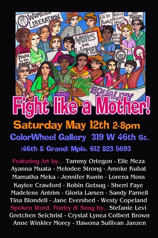 8th Annual Fight Like a Mother Show