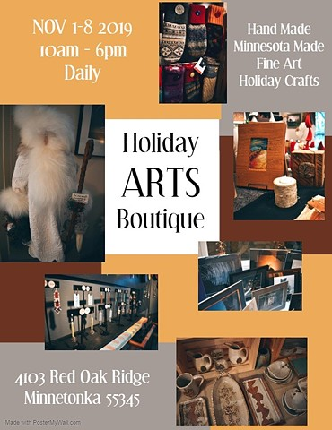 Holiday Arts Boutique in Minnetonka