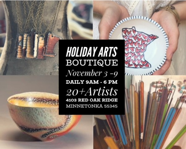 Holiday Arts Boutique