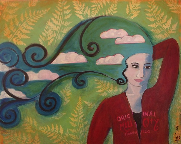 Young Dreamer SOLD