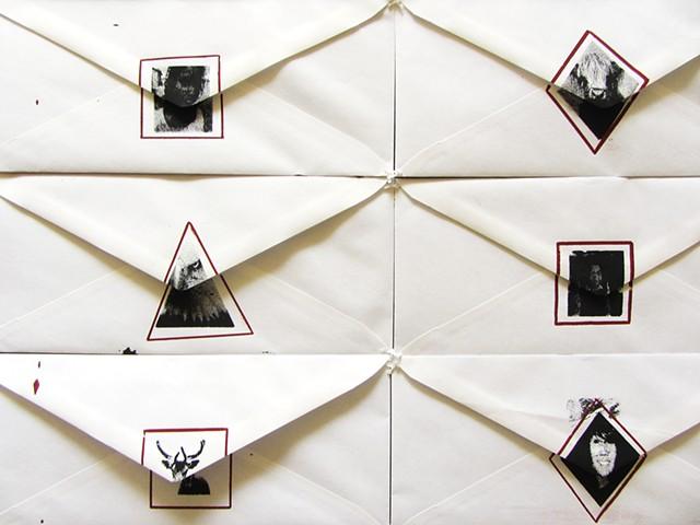 Enveloped (Detail)
